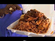 Denise's Soul Food Truck - Jerk Chicken