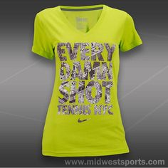 Nike NYC Every Damn Shot Tee (we have one for women too!)
