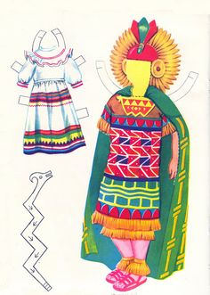 Indian Paper Dolls 1956 Saalfield #1367 - Bobe - Picasa Albums Web * 1500 free paper dolls at international artist Arielle Gabriels The International Paper Doll Society also free Chinese paper dolls The China Adventures of Arielle Gabriel *