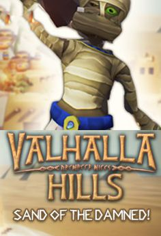 Game Valhalla Hills Sand of the Damned PC