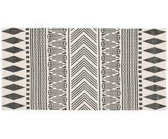 Handgewebter Teppich Aztec