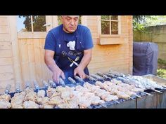 Armenian Recipes, Armenian Food, Grilling, Yummy Food, Meat, Chicken, Youtube, Roast, Easy Meals