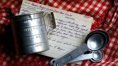 5 fabulous sites for free and printable recipe cards