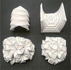 Origami by Michael Tanis