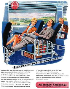 1944 ... better trains for tomorrow! by x-ray delta one, via Flickr