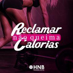 Motivação Fitness - www.honeybe.com.br