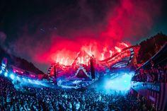 THROWBACK | Electric Love - Music Festival Electric Love Festival, Love Music Festival, Festival Looks, Festivals, Edm Music, Stage Design, Salzburg, Clip, Electronic Music