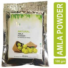 Hair Care Amla Powder 100 gms Product Name: Amla Powder 100 gms Brand Name: Indirang Multipack: 1 Country of Origin: India Sizes Available: Free Size *Proof of Safe Delivery! Click to know on Safety Standards of Delivery Partners- https://ltl.sh/y_nZrAV3  Catalog Rating: ★4 (454)  Catalog Name: Indirang Proffesional Intensive Hair Cream & Masks CatalogID_1147888 C50-SC1249 Code: 671-7191915-991