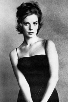 Natalie Wood photographed by William Claxton, 1962.