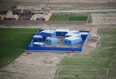 Maria Grazia Cutuli Primary School / Kush Rod, Injil District, Herat, Afghanistan / 2a+p/a + Ian+ + Mao