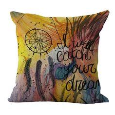 Gypsy Daydream Cushion Covers