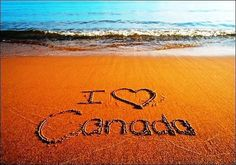 Canada Day 2014 HD Wallpapers Backgrounds I love Canada beach All About Canada, Moving To Canada, Facebook Image, For Facebook, Black Background Images, Black Backgrounds, Yoho National Park, National Parks, Meanwhile In Canada