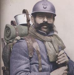 Le soldat français, la première guerre mondiale