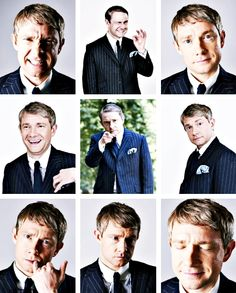 Let me just prepare you for the Martin Freeman spam that will come tomorrow. It's for his birthday.