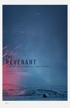 Alejandro G. Iñárritu's The Revenant gets a poster.
