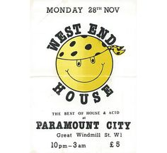 West End House Paramount City Flyer