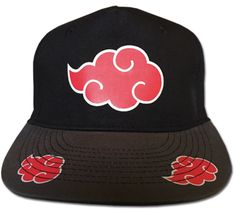 Department is Clothing, Headgear, Cap. Primary color is Black. Publisher is GE Animation. Series is Naruto Lucky Day, News Online, Akatsuki, Headgear, Naruto Shippuden, Primary Colors, Great Gifts, Just For You, Cap