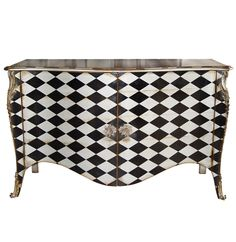 Moissonnier Collection  Commode Buffet Louis XV