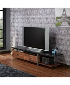 """Ebern Designs Felts TV Stand for TVs up to 43/"""""""
