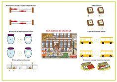 Rekendoelenposters - Basisschool Oventje