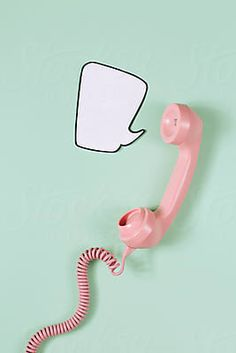 Old fashioned phone handset saying I am so retro inside comic bubble by Laura Stolfi - Stocksy United Meninas Comic Art, Pink Wallpaper, Iphone Wallpaper, Poster Background Design, Comic Bubble, Art Cube, Whatsapp Wallpaper, Instagram Frame, Creative Instagram Stories