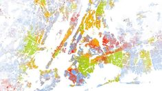 Infographic: A Map Of Racial Segregation In America