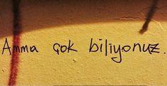 #şiir #şiir sokakta #suskun #murat #celep #murat celep Wall Writing, Cool Words, Cool Designs, Asdf, Lacoste, Container, Tumblr, Quote, Stickers
