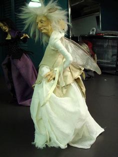 Wendy Froud's fairy godmother
