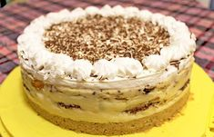 Nepečena torta sa turskim keksom i narandžom — Domaći Recepti Torte Recepti, Kolaci I Torte, Easy Cake Recipes, Baking Recipes, Dessert Recipes, No Bake Desserts, Just Desserts, Torta Recipe, Pillsbury Recipes