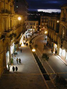 Caltanissetta, Sicilia