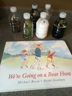 Going On a Bear Hunt Printables