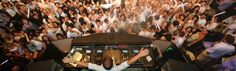 Marque Nightclub, Cosmopolitan Las Vegas. Rated #1 club in town.
