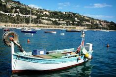 Villefranche-sur-Mer on the Cote d'Azur southern France. Stayed here in 1996. Wonderful.