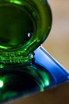 #01.12. Green glass III