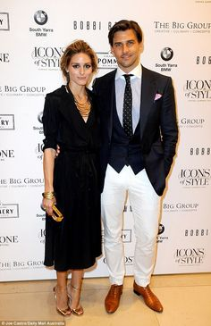 In love! Olivia Palermo is set to don another white frock when she and husband Johannes Huebl marry for a second time, she revealed to Daily Mail Australia