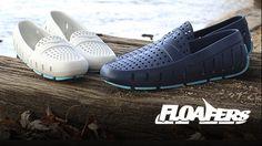 FLOAFERS: Foam Meets Fashion
