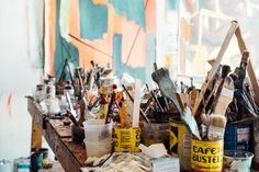 8 Hacks for an Edge in Any and All Art Competitions (Fine Art Instruction, Articles, Art Videos & Art Resources Berliner Clubs, Art Supplies Storage, Paint Supplies, Storage Ideas, Craft Storage, Hopsin, Johannes Vermeer, Starter Set, Art Competitions