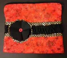 New to Sewdivine77 on Etsy: Fancy padded ipad sleeve (20.00 USD)