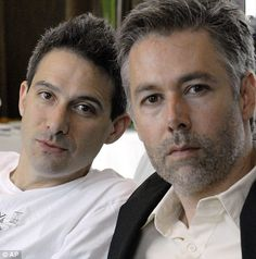 Ad Rock & MCA.  RIP Adam Yauch.