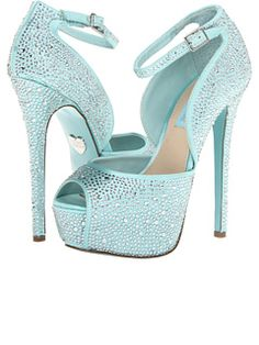 Blue by Betsey Johnson at Zappos
