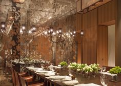 Rosewood London Dining Room 2 || Image courtesy of Rosewood London