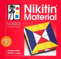 We are always on the lookout for brain games, toys and puzzles. We really like this one that was shared with us recently – Nikitin Material range from Lern Spiel Verlag… Recommended for children from 4 years and up, Nikitin Material Development Kits help promote: mental develop perception concentration logical thinking lateral thinking numerical reasoning …