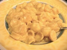Panera Bread's Macaroni and Cheese: cut recipe in half, used 1tbsp cornstarch in 1/4 cup milk added to 1 cup gently boiling milk and 2 tbsp butter, and gluten free pasta. Added a little fontina to the mix of cheeses...super yummy!!!