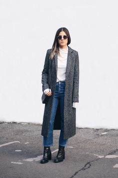Le Fashion Blog - Maxi Coat