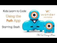 Meet Dash and Dot, Robots Helping Kids Learn to Code - Oh So Savvy Mom Dash And Dot Robots, Dash Robot, Teaching Science, Teaching Kids, Kids Learning, Team Building Challenges, Computational Thinking, Coding For Kids, Stem Projects