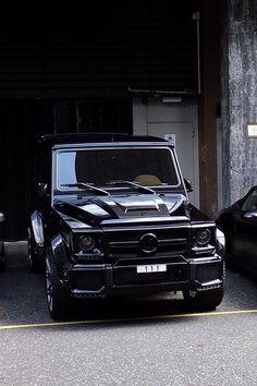 Mercedes-Benz G63 AMG BRABUS