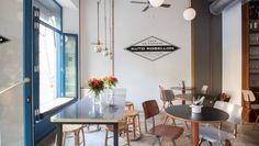 Auto Rosellón: una casa de comidas sin estilo y sin etiquetas.