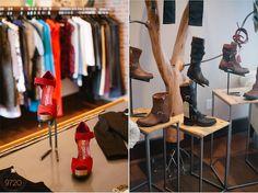 A-Line high fashion boutique in Denver.