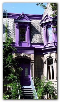 🇨🇦 Carre St-Louis, Montreal (Quebec) by Bruno LaLiberté Montreal Ville, Montreal Quebec, Quebec City, Beautiful Architecture, Beautiful Buildings, Beautiful Homes, Beautiful Places, Montreal Architecture, Rotterdam