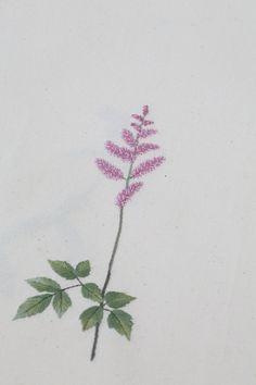 야생화 자수 2 여름 가을에 볼 수 있는 우리 꽃 [2013 / 팜파스]